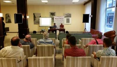 Presentación en Puerto de la Cruz
