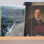 """""""Los signos del ocho"""" en la Feria del libro de Córdoba. 26-04-14."""