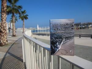 """""""Los signos del ocho"""" en la Feria del libro de Málaga. 09-05-14."""